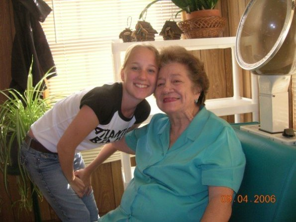 2006 - Me and Grandma Byrd